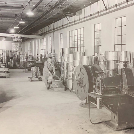 Ulbrich Stainless Steels in 1924